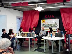 Más radio en directo, Programa Menudo Castillo en el que se fomenta la lectura y escritura por parte de los más jóvenes