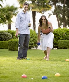 A Definitive Ranking of Summer Lawn Games: Bocce Ball
