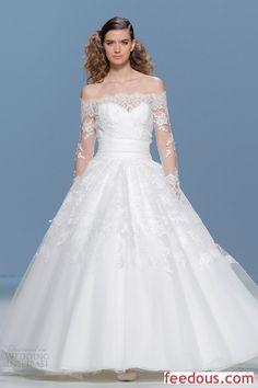 Cymbeline 2015 Wedding Dresses - http://www.feedous.com/interior-design/cymbeline-2015-wedding-dresses.html
