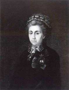 Авдотья (Евдокия) Ильинична Голенищева-Кутузова (ур. Бибикова; 1743–1807) — жена адмирала И. Л. Голенищева-Кутузова.