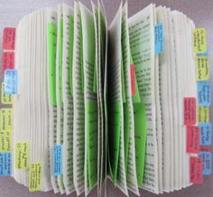 "Teaching annotation from Catlin Tucker's education blog, ""Common Core: Reading, Understanding, Analyzing Complex Texts."""