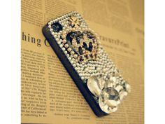 3D Crystal Royal Crown Case iPhone 4 (Version II)