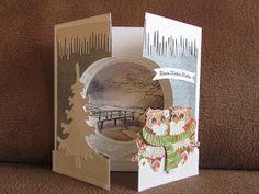 Vanmorgen deze doorkijk kaart gemaakt. Deze doet mee met de challenge van Marianne Design. http://mariannedesign.blogspot.nl/2014/11/ch...