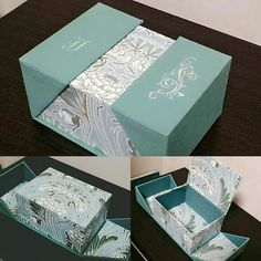 Paper Gift Box, Diy Gift Box, Diy Gifts, Jewelry Packaging, Box Packaging, Design Packaging, Cardboard Box Crafts, Paper Crafts, Luxury Packaging