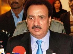Rehman Malik continues tirade against Shahbaz Sharif
