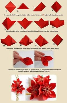 Diy christmas ball ornaments projects 38+ Ideas #diy Chinese New Year Crafts For Kids, Chinese New Year Party, Chinese Crafts, Chinese New Year Decorations, New Years Decorations, Chinese New Year Flower, Chinese New Years, Paper Flowers Craft, Origami Flowers
