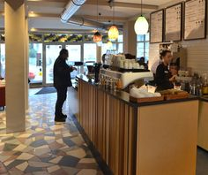 Unser Kaffeebar Team freut sich wenn ihr vorbeikommt! #balzaccoffee #frankfurt #kaiserstrasse