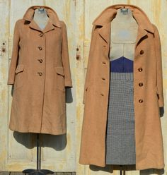 vintage coat for sale!  warm up in classic style this winter.