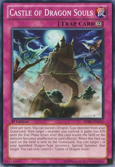 Carta da Semana #70: Castle of Dragon Souls