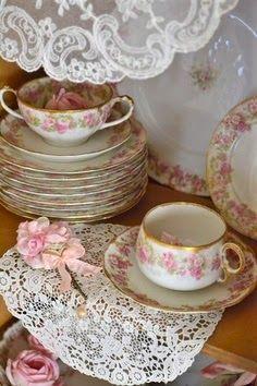 the joy of using beautiful china ...