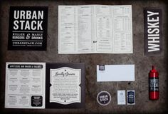 Urban Stack Burger Lounge collateral