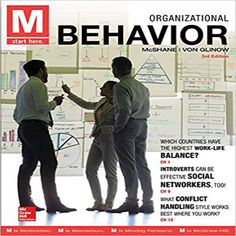 Solutions manual for accounting text and cases 13th edition by test bank for m organizational behavior 3rd edition by mcshane glinow fandeluxe Gallery
