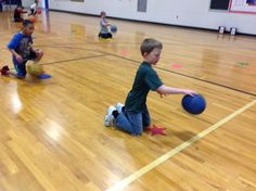 Carly's PE Games: Basketball Lessons for K-5th grade with Minute Club Warm-Up