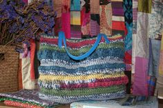 Mala Spot Color croché handmade