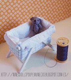 how to: baby cot