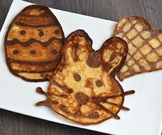 Waffles, Pancakes, Pancake Art, Fritters, Breakfast, Food, Easy Cooking, Cook, Cooking Recipes