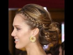 7 updos for shoulder length hair