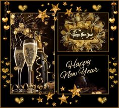 Happy New Year 2019, New Year Wishes, Holiday Wishes, Merry Christmas And Happy New Year, Merry Xmas, Christmas Time, Christmas Cards, New Year Greeting Cards, New Year Greetings