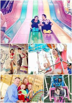 Laughing all the way! Christmas cards with a carnival photo shoot! Carnival Photography, Fair Photography, Summer Photography, Fair Pictures, Bff Pictures, Carnival Photo Shoots, Photo Fair, Kids Carnival, Photoshoot Concept