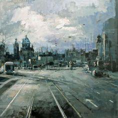 """Ricardo Galan Urrejola, """"Amsterdam II"""", 2012"""