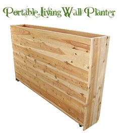 Movable wall like this - not a planter - but allowed to be painted to have marker board or as a screen for presentations