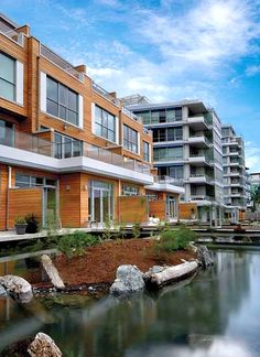 Bustler: AIA Announces the 2009 COTE Top Ten Green Projects, Synergy at Dockside Green, Victoria, British Colombia, Busby Perkins+Will Architects Co.