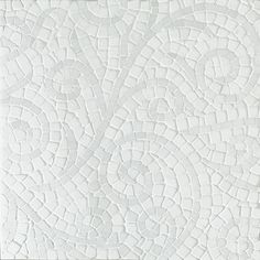 Shades of white « Sofiana Sajady All White, Pure White, Snow White, Clothing Store Design, White Tiles, Shades Of White, Mosaic Tiles, Textures Patterns, Swirls