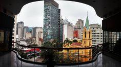 View#saopaulo #brasil #travel #viagem #viajaresvida #ariquezadeviajar #galeriadorock #cityscape #travelgram #viajes #paulista #vista