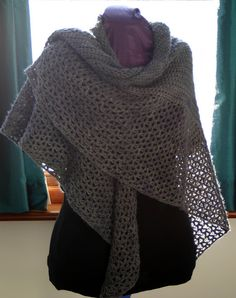Anna's shawl free pattern