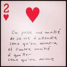 How Long Will I Love You Cœur Gris chanson Lyrique Citation Imprimé