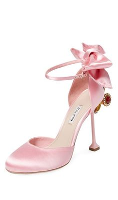 Miu Miu not pink but sage, champagne, white, or red. Would be better for that special events depending on color scheme.
