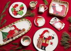 Our Vietri St. Nick Collection makes the perfect gift for anyone #holidays