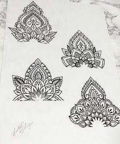 Mandala Tattoos For Women, Butterfly Tattoos On Arm, Mandala Wrist Tattoo, Mandala Tattoo Design, Henna Tattoo Designs, Sleeve Tattoos For Women, Mandala Tattoo Sleeve Women, Geometric Mandala Tattoo, Tattoo Ideas