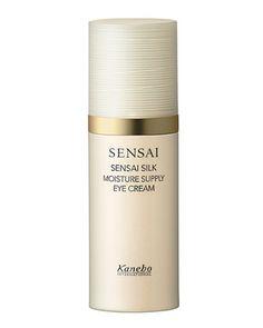 Silk Moisture Supply Eye Cream                by Kanebo Sensai Collection at Bergdorf Goodman.