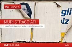 """#ARTS  MURI STRACCIATI I #manifesti  diventano testimoni della nostra #vita .  Strati di manifesti scoloriti, usurati e strappati tappezzano i muri delle nostre #città . Il loro deteriorarsi, col passare del tempo, li fa diventare sempre più inosservati.  Eppure sono lì, testimoni involontari della nostra quotidianità.  Sono i protagonisti delle #fotografie  del progetto """"Muri Stracciati"""". Scopri di più sul nostro blog... http://www.danieladicosmoadv.it/blog/?p=5870"""
