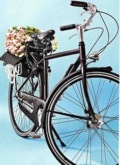 Chanel Bike and Accessories-awesome!- by Cris Figueired♥ Bicycle Art, Bike, Cycle Chic, Paris Theme, Material Girls, Black Is Beautiful, Brand Identity, Favorite Things, Chanel