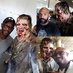 Lennie James, Khary Payton and Seth Gilliam at #sdcc2017  = @edjimenez_22 Fan The Walking Dead. Visit us: WorldOfWalkingDead.net  #worldofwalkingdead   #thewalkingdead   #thewalkingdeadshop   #worldofwalkingdeadshop   #thewalkingdeadstore   #worldofthewalkingdeadstore