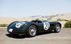 1953 Jaguar C-Type   Gooding and Company