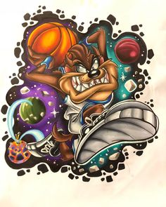Finished off another space jam piece iv been working on, looking forward to adding this to my leg sleeve. Cartoon Character Tattoos, Cartoon Tattoos, Character Art, Looney Tunes Characters, Looney Tunes Cartoons, Looney Tunes Space Jam, Looney Tunes Wallpaper, Cartoon Wallpaper, Arte Disney