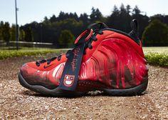 quality design f445f 0a68c Nike Foamposite Doernbechers!
