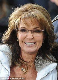 Palin on Ukraine: Putin 'wrestles bears' while Obama 'wears mom jeans' Sarah Palin Ukraine Sarah Palin Hot, Ukraine, Urban Outfitters, Fashion Eye Glasses, Goth Women, Sexy Older Women, Womens Glasses, Celebs, Celebrities