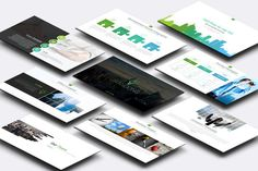 Grandong - Business Powerpoint by izzatunnisa on Creative Market