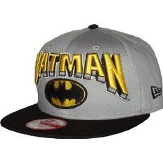 New Era 9Fifty Hero Block Batman Snapback Cap