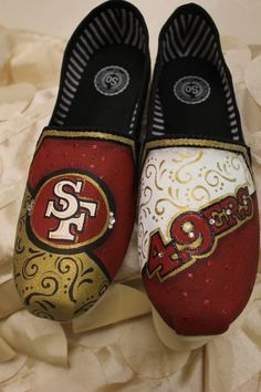 8d5ccefd217e Items similar to San Francisco Forty Niners Tom s