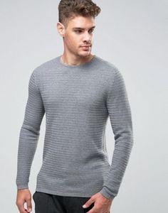 Jack & Jones Premium Slim Textured Knit