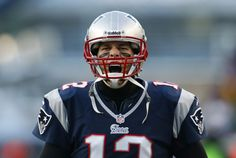 "Tom ""eye of the tiger"" Brady"