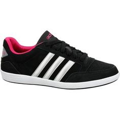 sports shoes 50796 31415 GROUPE 7 - ADIDAS NEO HOOPS BLACK LADY