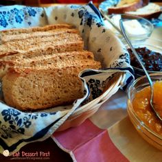 Agrotourism and traditional zero waste in Elafotopos, Zagori How To Make Bread, Sweets, Homemade, Traditional, Eat, Breakfast, Food, Morning Coffee, Gummi Candy