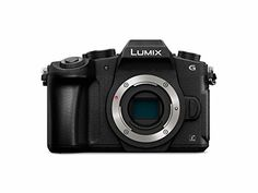 Panasonic LUMIX DMCG85KBODY 4K Mirrorless Interchangeable Lens Camera Body Only 16 Megapixels Black ** See this great product.