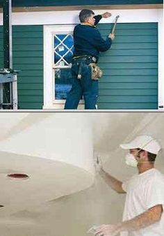 This company is composed of interior and exterior painters who provide quality painting services in a timely manner. They also do tile floor repairs, bath remodels, drywall installations, and more.